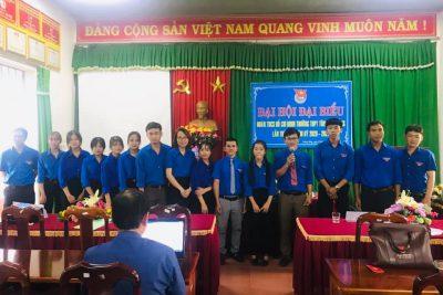 Đại Hội Đại biểu Đoàn trường THPT Tôn Đức Thắng lần thứ IX, nhiệm kỳ 2020-2021