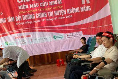 """Trường THPT Tôn Đức Thắng tham gia """"Ngày chủ nhật đỏ"""" Hiến máu cứu người năm 2020"""